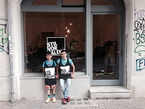 Stil vor Talent Shop - Berlin