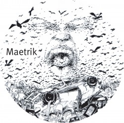 Cover Artwork Maetrik – Aggravate Me