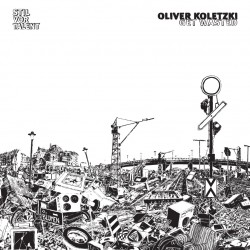 Cover Artwork Oliver Koletzki – Get Wasted