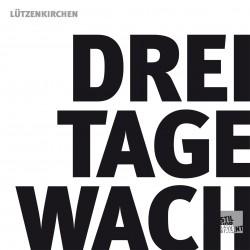 Cover Artwork Lützenkirchen – Drei Tage Wach