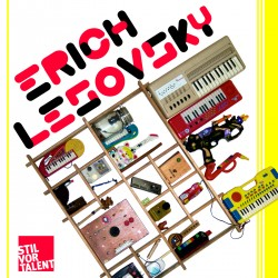 Cover Artwork Erich Lesovsky – Bell a Donna