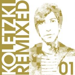 Cover Artwork Oliver Koletzki – Remixed 01