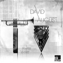 Cover Artwork David August  – Trumpets Victory
