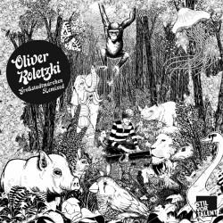 Cover Artwork Oliver Koletzki – Großstadtmärchen Remixed