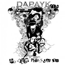 Cover Artwork Dapayk Solo – The Little Things You Do