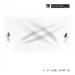 Cover Artwork Channel X – X Files Part II