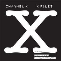 Cover Artwork Channel X – X-Files Remixed