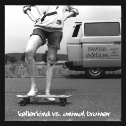 Cover Artwork Kellerkind vs. Animal Trainer –