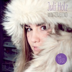 Cover Artwork Juli Holz – Winterabend