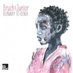 Cover Artwork Bruch & Junior  – Runway to Kenia