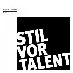 Cover Artwork Various Artists – 6 Years Stil vor Talent - Part II