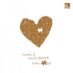 Cover Artwork Niconé & Sascha Braemer – Broken Heart