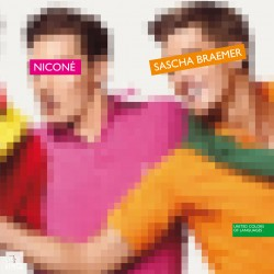Cover Artwork Niconé & Sascha Braemer – United Colors of Languages