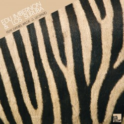 Cover Artwork Edu Imbernon & Los Suruba feat. Daniel Wilde – Leopard