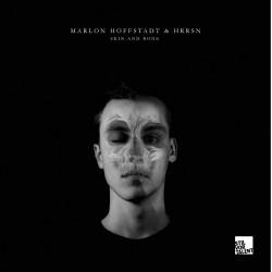 Cover Artwork Marlon Hoffstadt & HRRSN – Skin and Bone EP