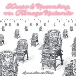 Cover Artwork Kruse & Nuernberg vs. Teenage Mutants  – Love Ain't Free