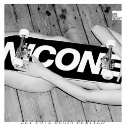 Cover Artwork Niconé – Let Love Begin Remixed