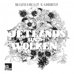 Cover Artwork Ron Flatter & Nick D-Lite vs Klangkuenstler  – Jetlands und Wolken
