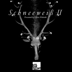 Cover Artwork Various Artists – Schneeweiß II presented by Oliver Koletzki
