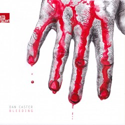 Cover Artwork Dan Caster – Bleeding