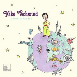 Cover Artwork Niko Schwind – Grippin' World