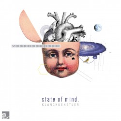 Cover Artwork KlangKuenstler – State of Mind