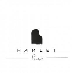 Cover Artwork Hamlet – Piano