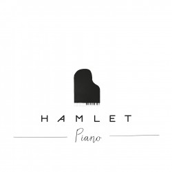 Cover Artwork Hamlet – Piano