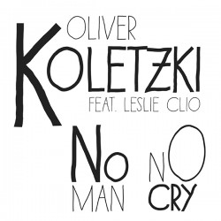 Cover Artwork Oliver Koletzki – I am OK Remixed
