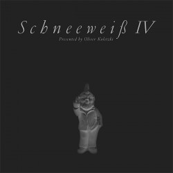 Cover Artwork Various Artists – Schneeweiss IV Presented by Oliver Koletzki