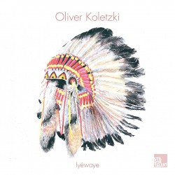 Cover Artwork Iyéwaye – Oliver Koletzki