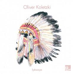 Cover Artwork Iyéwaye – Oliver Koletzki