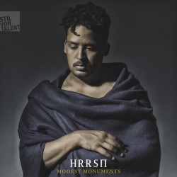 Cover Artwork HRRSN – Modest Monuments