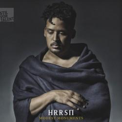 Cover Artwork HRRSN – Modest Monuments
