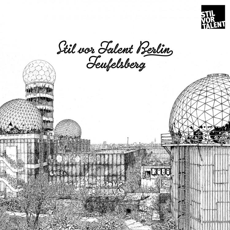 Photo von Stil vor Talent Berlin - Teufelsberg