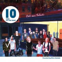 Cover Artwork Various Artists – 10 Years Stil vor Talent pres. by Oliver Koletzki