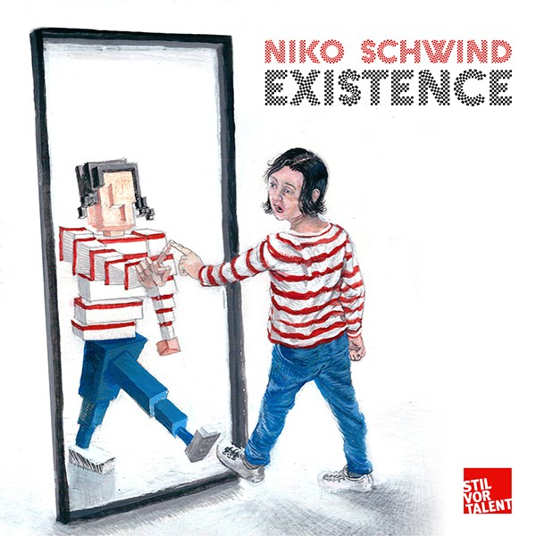 Cover SVT161 - Niko Schwind Existence