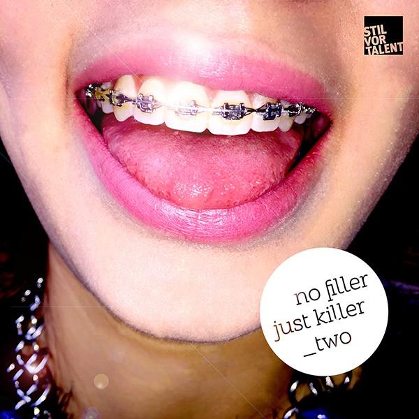 Cover SVT162 - Various Artists No Filler Just Killer Vol.2