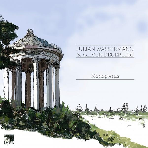 Cover SVT166 - Julian Wassermann & Oliver Deuerling Monopterus