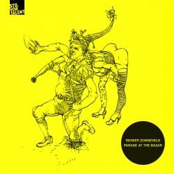 Cover Artwork Reinier Zonneveld – Parade at the Bazar