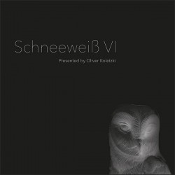 Cover Artwork Various Artists – Schneeweiß VI Presented by Oliver Koletzki
