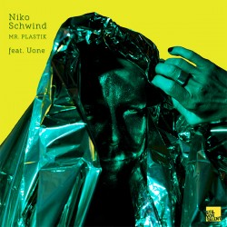 Cover Artwork Niko Schwind – Mr. Plastik