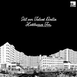 Cover Artwork Various Artists  – Stil vor Talent Berlin - Kottbusser Tor