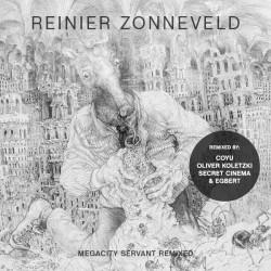 Cover Artwork Various Artists  –  Mega City Servant Remixed