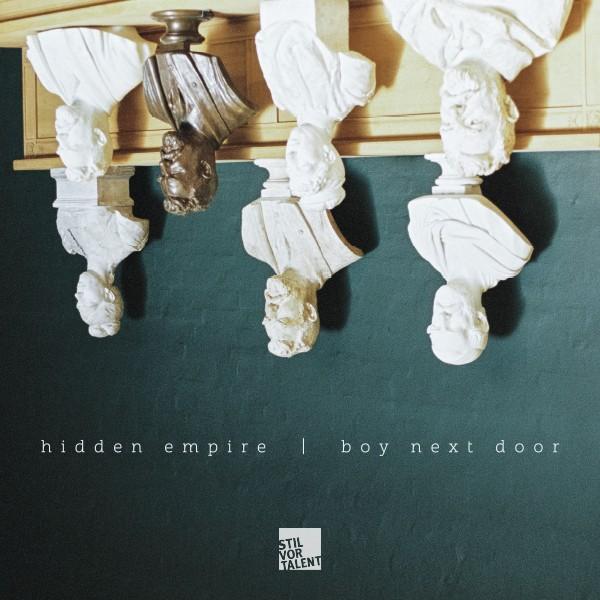 Cover SVT187 - Hidden Empire I Boy Next Door  Hidden Empire I Boy Next Door