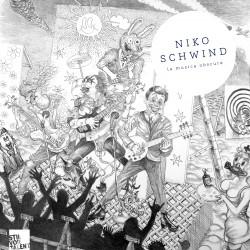 Cover Artwork Niko Schwind  – La Musica Obscura