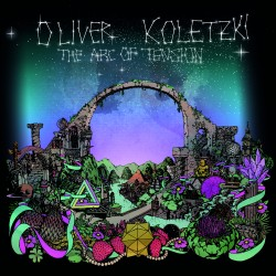 Cover Artwork Oliver Koletzki – The Arc Of Tension