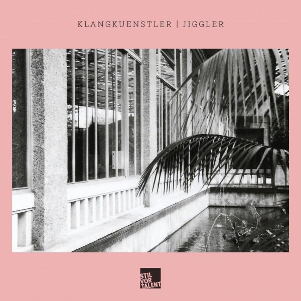 Cover SVT195 - KlangKuenstler I Jiggler  KlangKuenstler I Jiggler