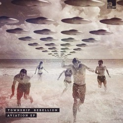 Cover Artwork Township Rebellion – Aviation EP