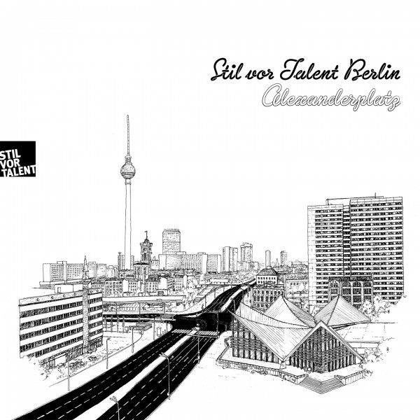Cover SVT200 - Various Artists Stil vor Talent Berlin - Alexanderplatz